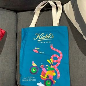 Kiehl's limited edition tote bag (new)!